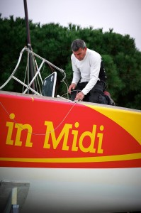 Made In Midi Préparatifs Transat AG2R