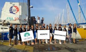 Photo soutien KITO groupe 2 Jaldes