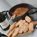 171118 taboulÈ, foie gras de dordoge, chateau st Cyrgues, on sesoigne ‡ bord de Bastide Otio
